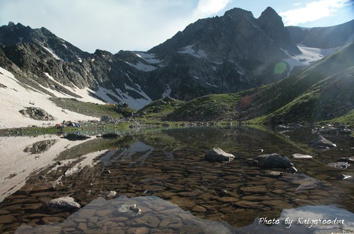 Фото софийского озера