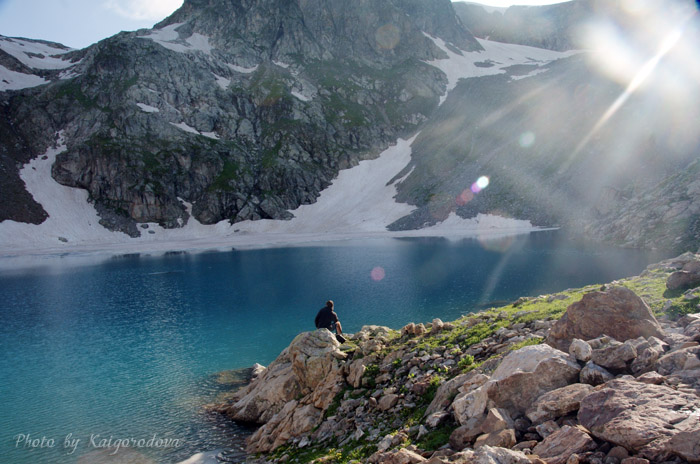 озеро Кашха-Эчкичат