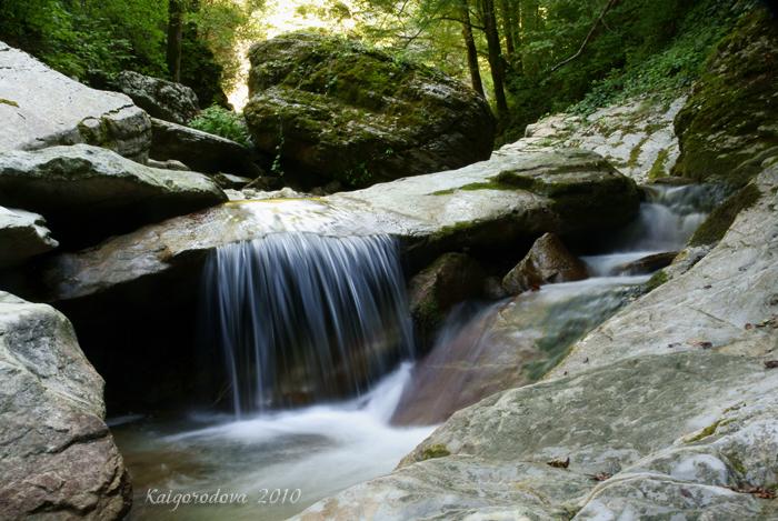 водопад Бешенка