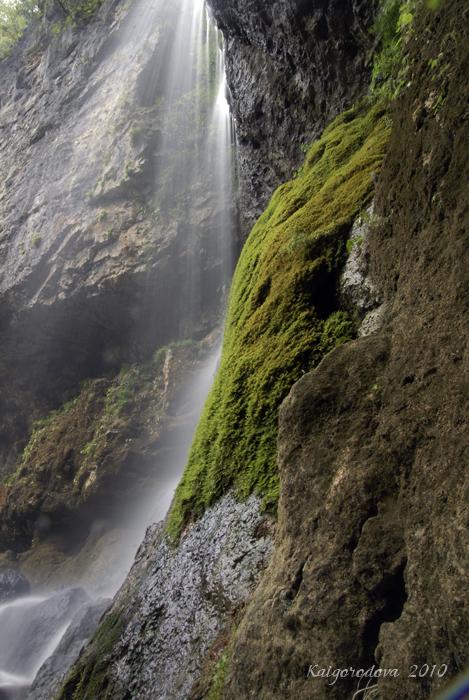 Университетский водопад