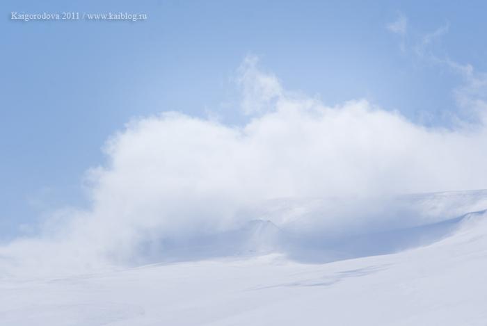 Погода над Лагонаки