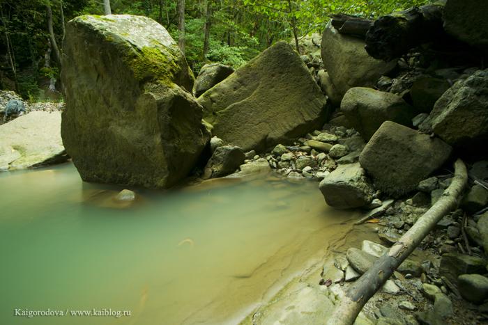 Долина реки Аюк