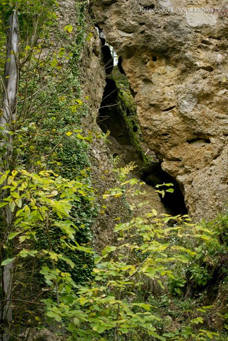 Скалы Монастырь