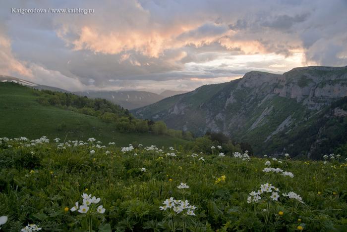 Статья о пейзажной фотографии