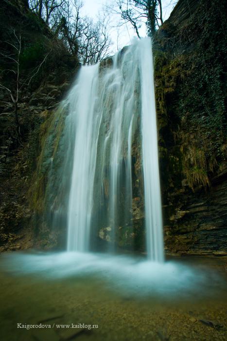 Водопады Лермонтово