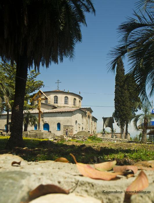 Драндский собор Абхазия