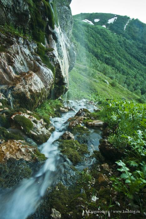 Ручей Водопадистый