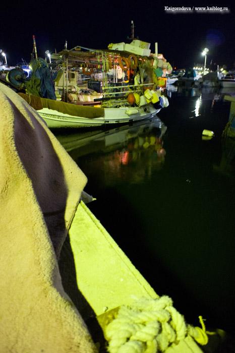 Пристань в Афинах
