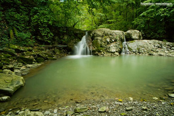 Аюкский водопад