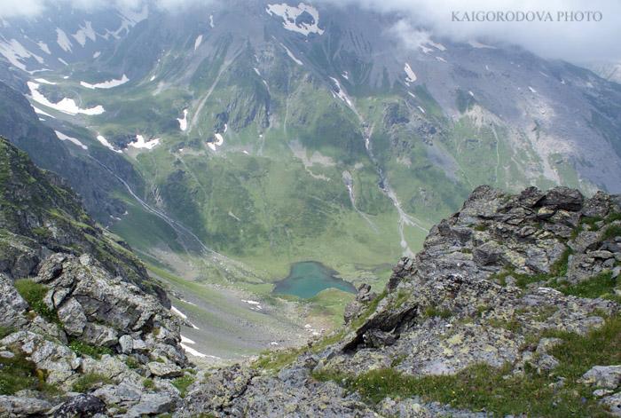 Высокогорные озера Архыза
